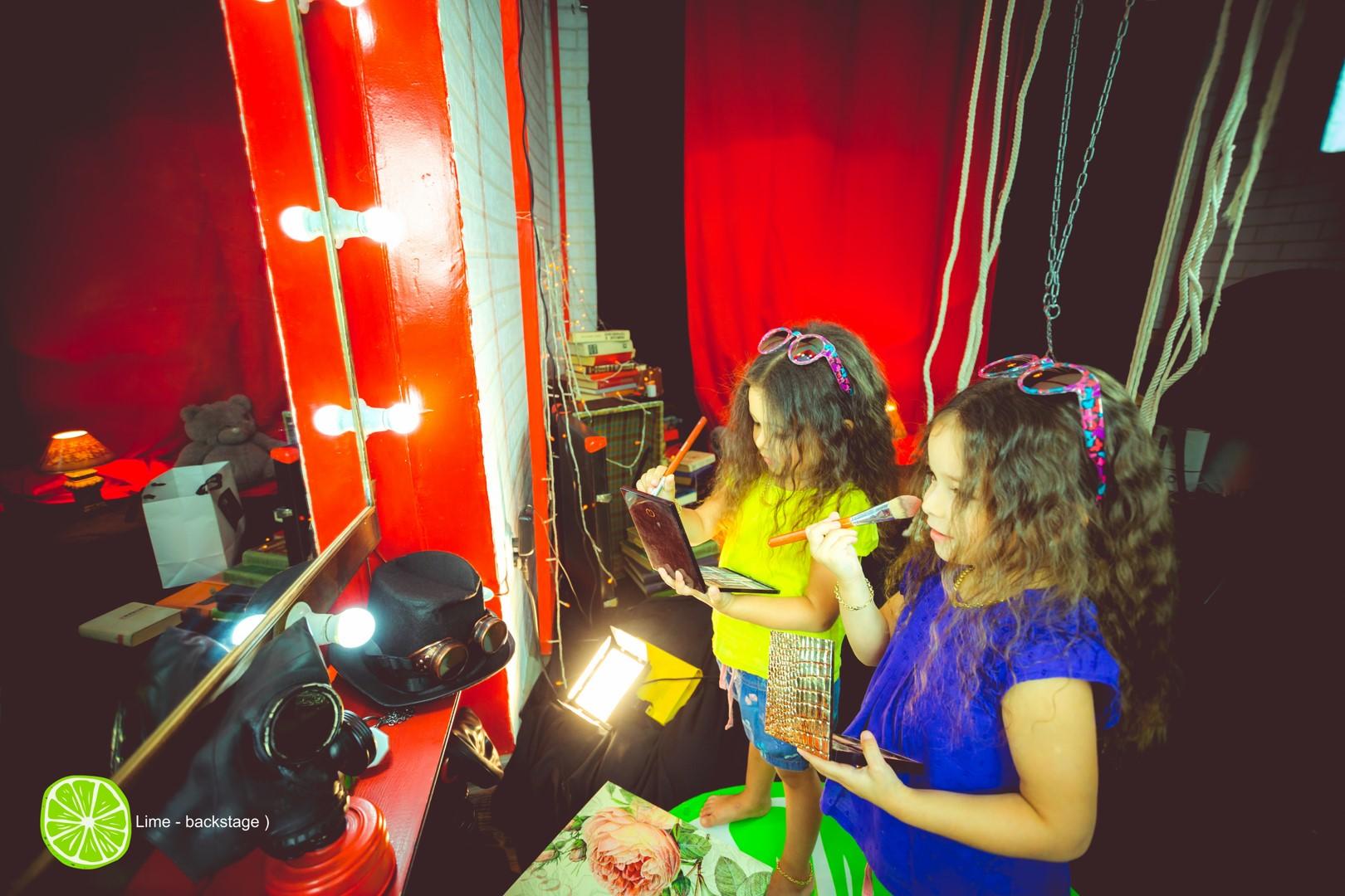 Lime Studio - Backstage (13 Of 21)