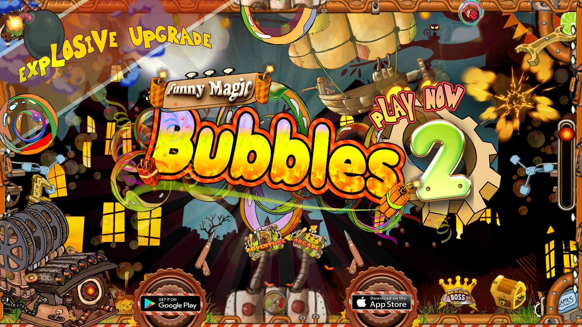 The History of Bubbles-2