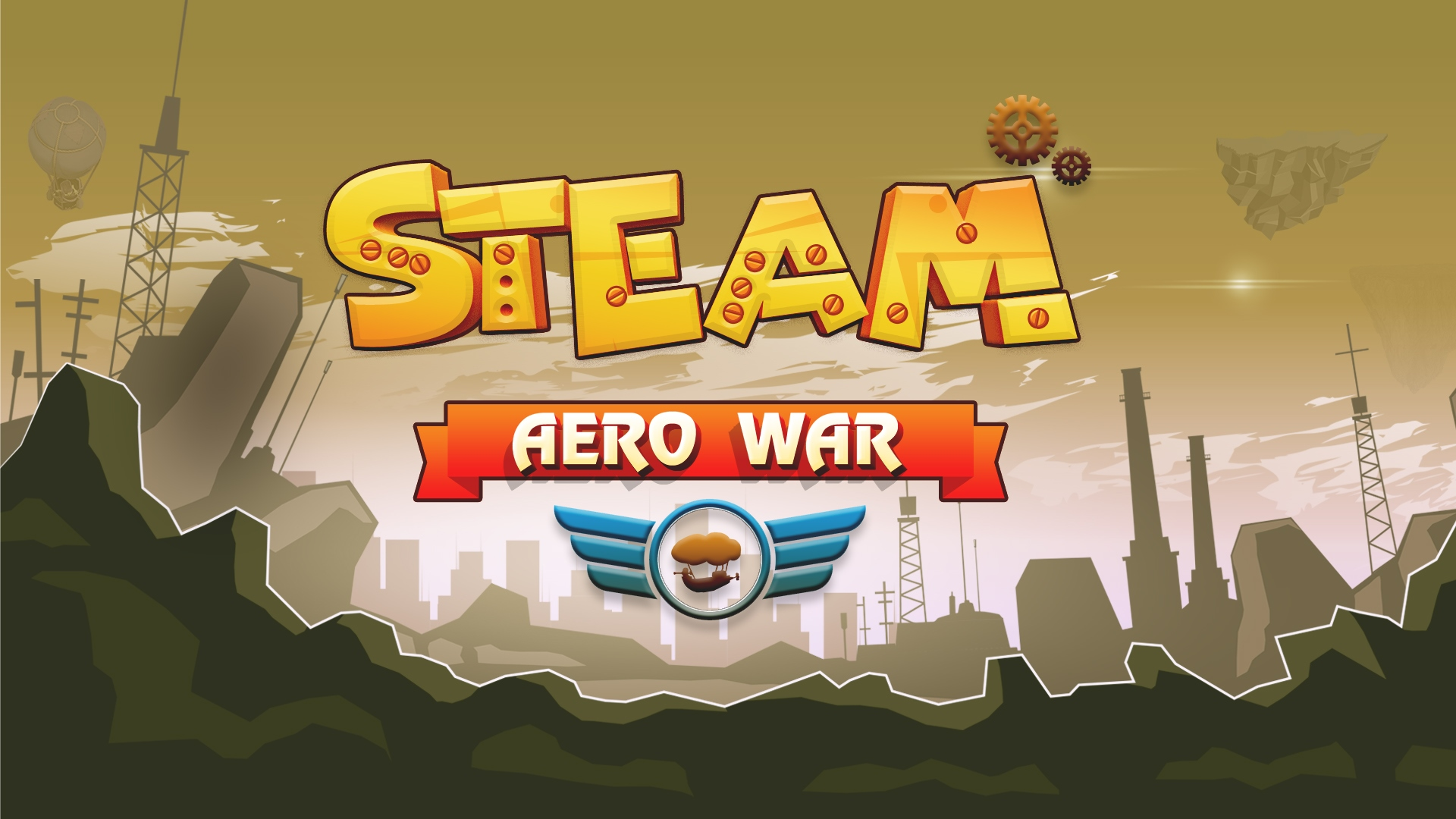 Steame aero war